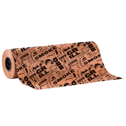 Pink Butcher Paper (48.5m Roll)